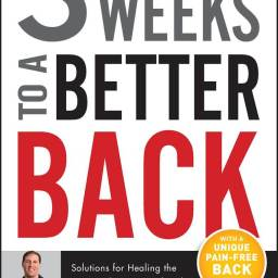 Interview with Dr. Todd Sinett, author of 3 WEEKS TO A BETTER BACK (October 2015) at BEA 2015!