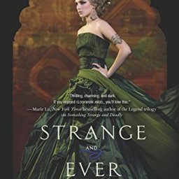 Interview with Susan Dennard, author of the SOMETHING STRANGE AND DEADLY Series!