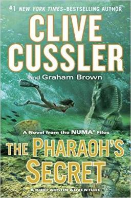 Interview with Clive Cussler!!