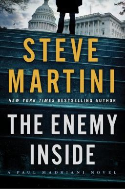 NY Times Bestselling Author Steve Martini at ThrillerFest!