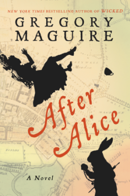 Gregory Maguire (WICKED) talks about his new book AFTER ALICE
